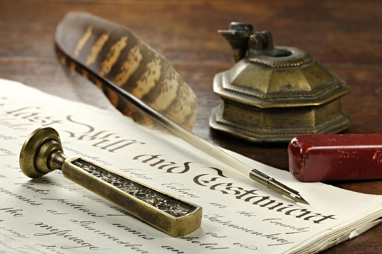 Testamento e legittima stunning with testamento e for Eredi legittimi e legittimari